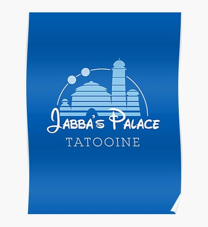 Jabba's Palace Poster