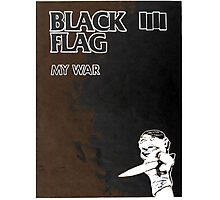 Black Flag Photographic Print