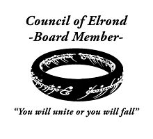 Council of Elrond Member by Christopher Myers