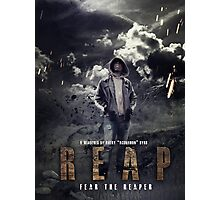 Reap Poster 3 Photographic Print