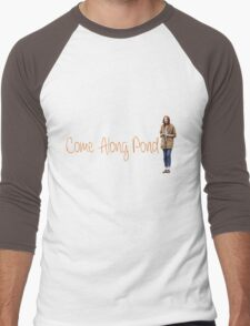 Doctor who- Amy pond  Men's Baseball ¾ T-Shirt