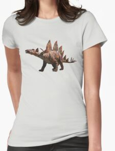 T-Carpetosaurus Womens Fitted T-Shirt