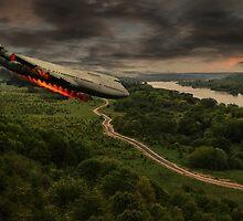 Catastrophe by Geraldas Galinauskas