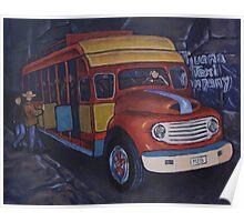 TIjuana Taxi Poster