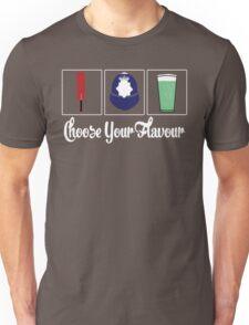 Choose Your Flavour Unisex T-Shirt