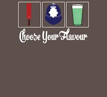 Choose Your Flavour Unisex T-Shirt