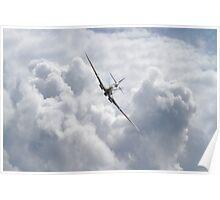 Spitfire- Magic of Flight Poster
