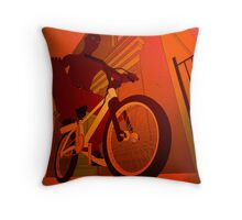 Have No Rivals Throw Pillow