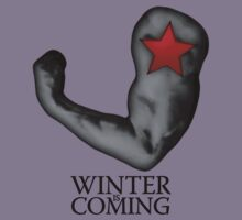 Winter (Soldier) is Coming by boombapbeatnik