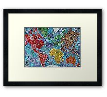Paint the World (Again!) Framed Print