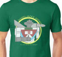 Wheeljack's Repair Shop Unisex T-Shirt