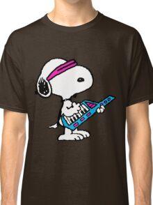 Keytar Snoopy Classic T-Shirt
