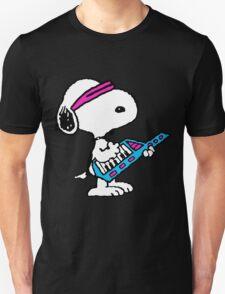Keytar Snoopy T-Shirt