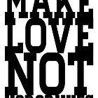 make love not horcruxes by eldercunningham