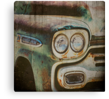 Vintage Chevrolet Apache Truck Canvas Print