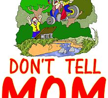 Don't Tell MOM Bike by Skree
