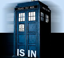 The doctor is in - Doctor Who by tetyline
