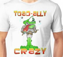 Crazy Toad Unisex T-Shirt