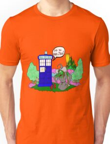 Doctor Who in OZ Unisex T-Shirt