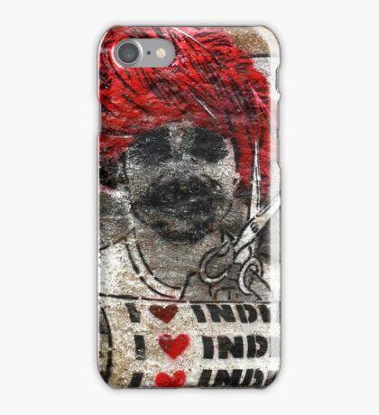 I Love India iPhone Case/Skin