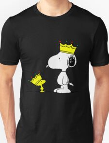 Snoopy and Woodstock Kings T-Shirt
