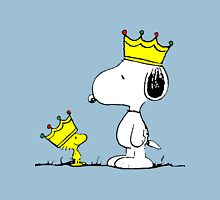 Snoopy and Woodstock Kings Unisex T-Shirt