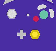 GameCube Pad. by LukeSimms