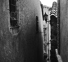 A Narrow Squeeze by James2001