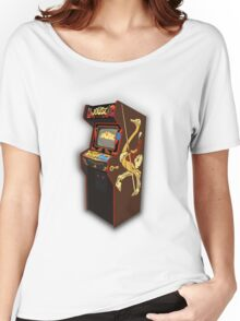 Copper Key Joust Arcade Women's Relaxed Fit T-Shirt