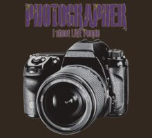 Photographer -  I Shoot Live People by djhypnotixx