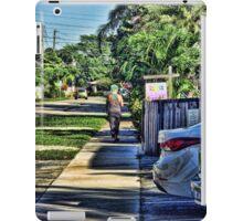 Punker in the Neighborhood iPad Case/Skin