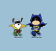 Batman and Robin Peanuts Unisex T-Shirt