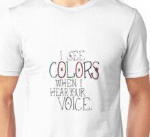 Synesthesia Unisex T-Shirt
