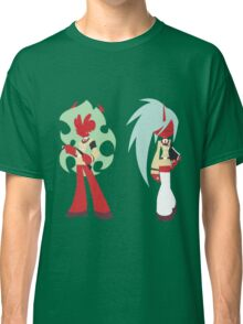 Simplistic Scanty & Kneesocks Classic T-Shirt