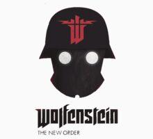 Wolfenstein: A New Order Kids Tee