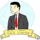 Special Agent Dale Cooper by Kaleigh Jacobson