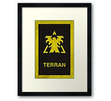 Terran  Framed Print
