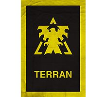 Terran  Photographic Print