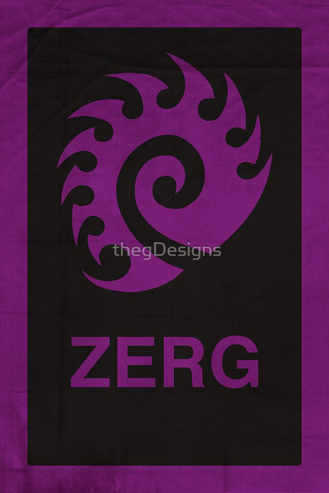 Zerg by thegDesigns