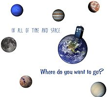 Doctor who related planet picture  by Katie358