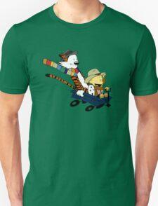 Calvin And Hobbes Doctor Calvin T-Shirt