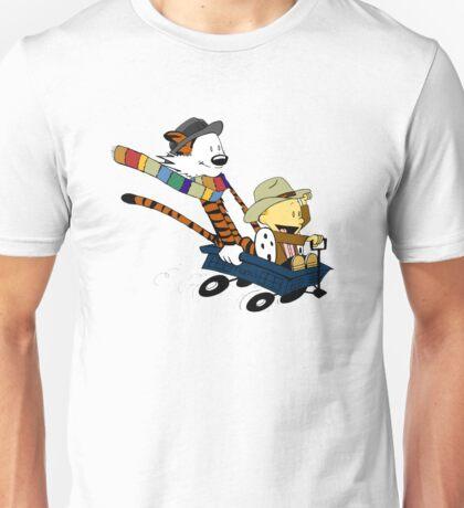 Calvin And Hobbes Doctor Calvin Unisex T-Shirt