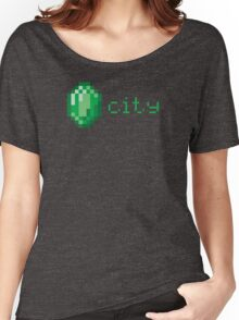 Emerald City Women's Relaxed Fit T-Shirt