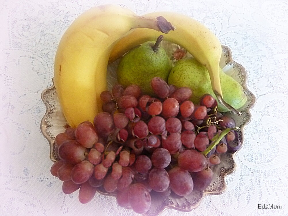 Fruit Basket - ready for the Table by EdsMum