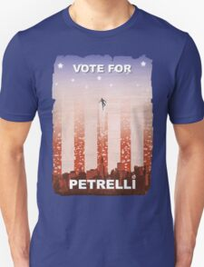 Vote for Nathan Petrelli T-Shirt