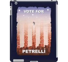 Vote for Nathan Petrelli iPad Case/Skin