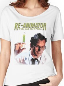 Re-Animator Shirt Women's Relaxed Fit T-Shirt
