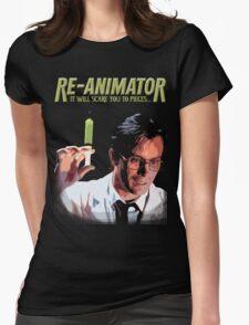 Re-Animator Shirt Womens Fitted T-Shirt