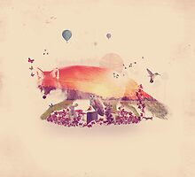 Woodlands Fox by Matt Dunne