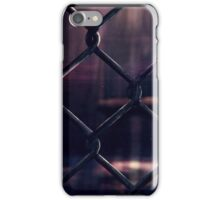 Through the fence... iPhone Case/Skin